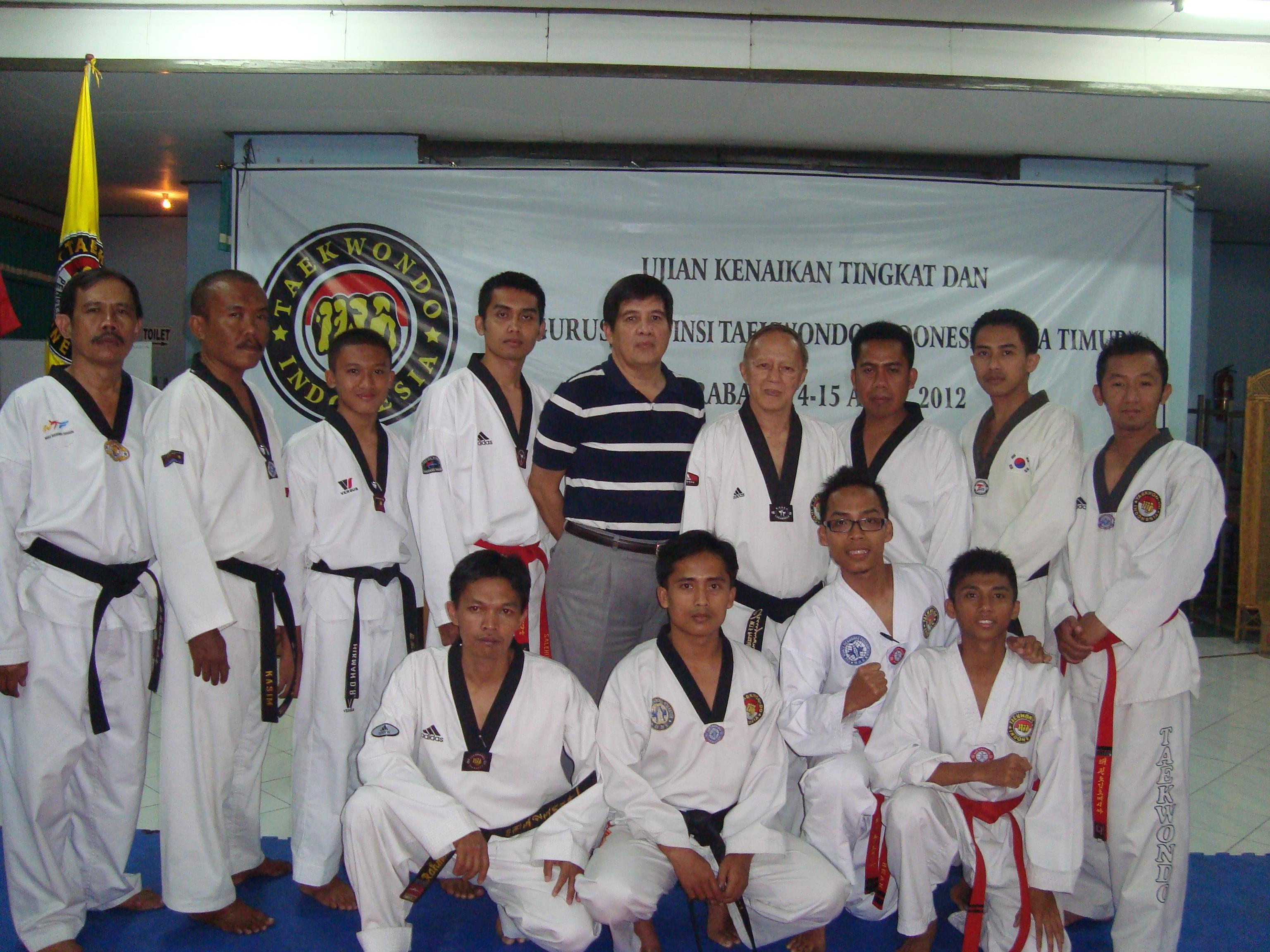taekwondo teori